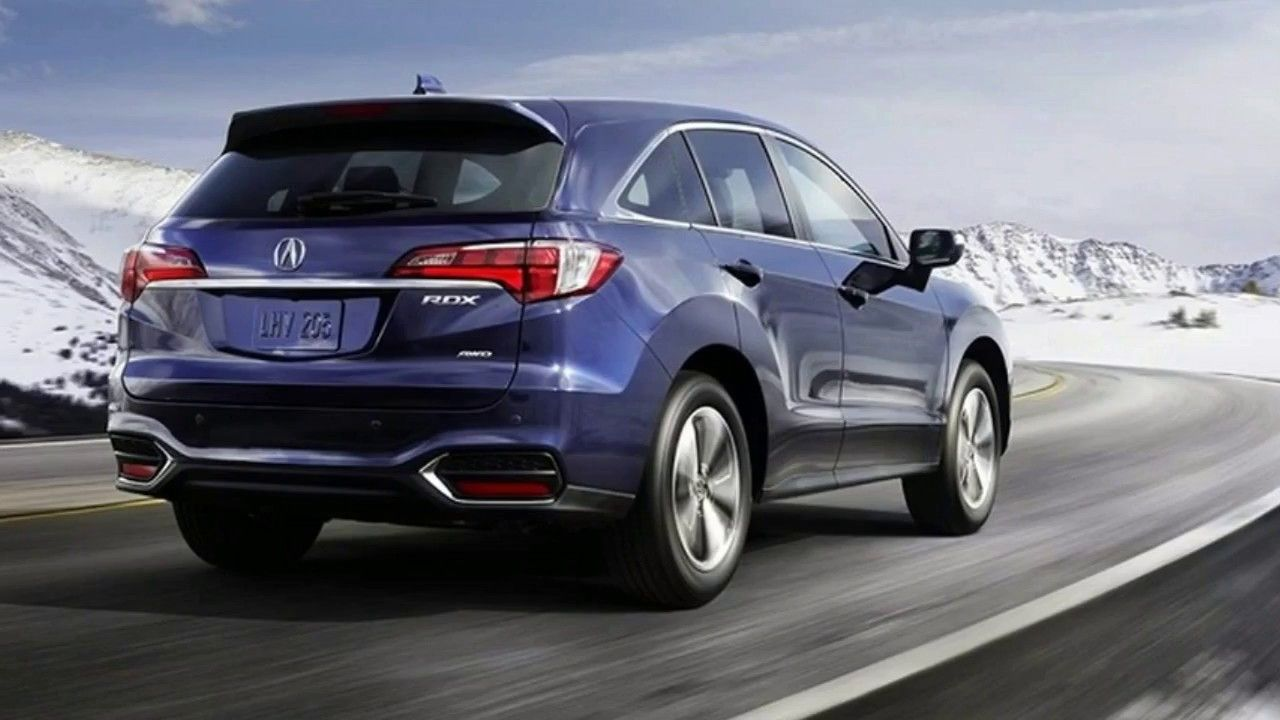 Hot Review 2017 Acura Rdx Advance Snow Turbo Technology Package Acur Acura Rdx Best Compact Suv Best Midsize Suv