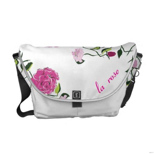 la rose Tasche