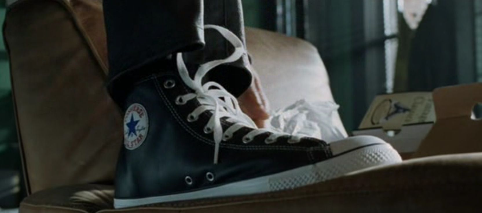 I Robot Converse Chuck Taylor All Star Shoes Worn By Will Smith In I