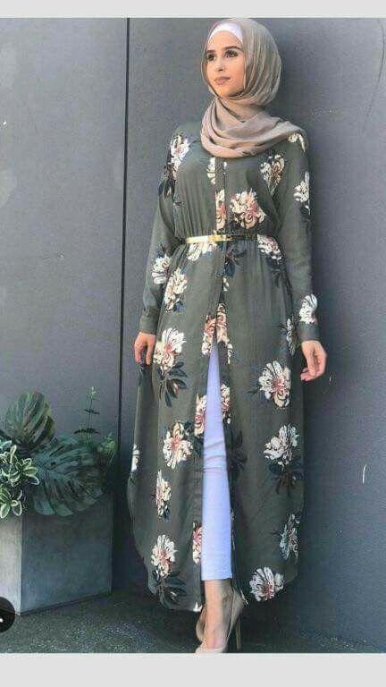 modern hijab fashion dresses