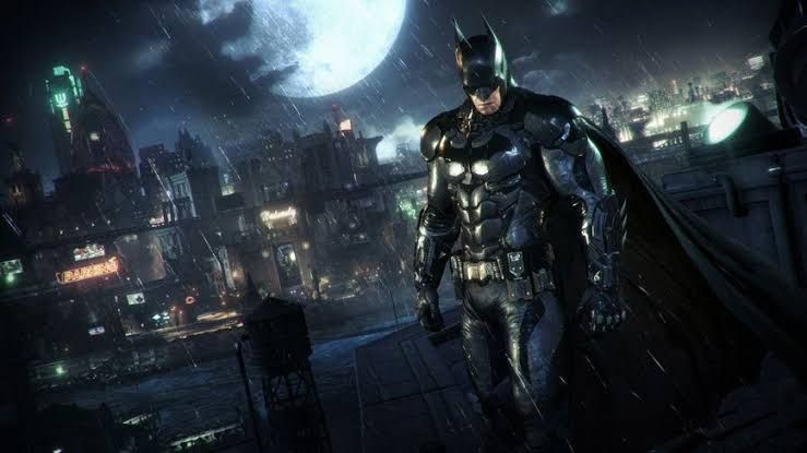 Rumor Batman S New Game Will Have Several Playable Characters