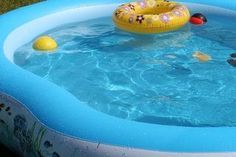How To Keep A Kiddie Pool Clean Kiddie Pool Pool Maintenance Pool Cleaning Tips