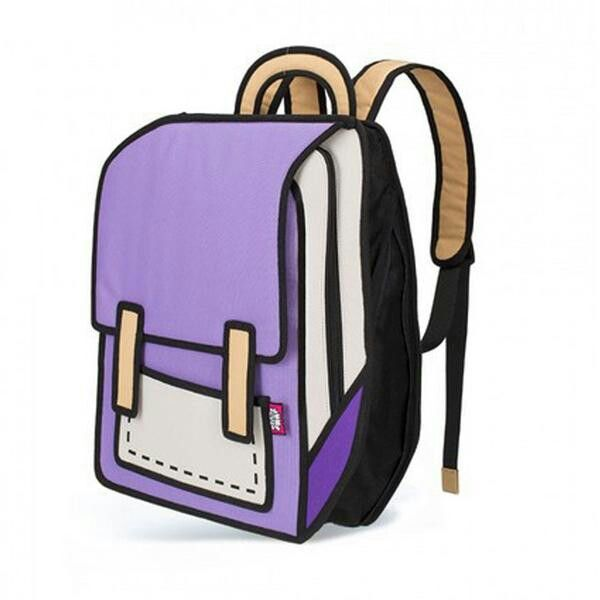 "SoAestheticShop ""2D"" BACKPACKS"