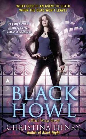 Black Howl (Black Wings Series #3)