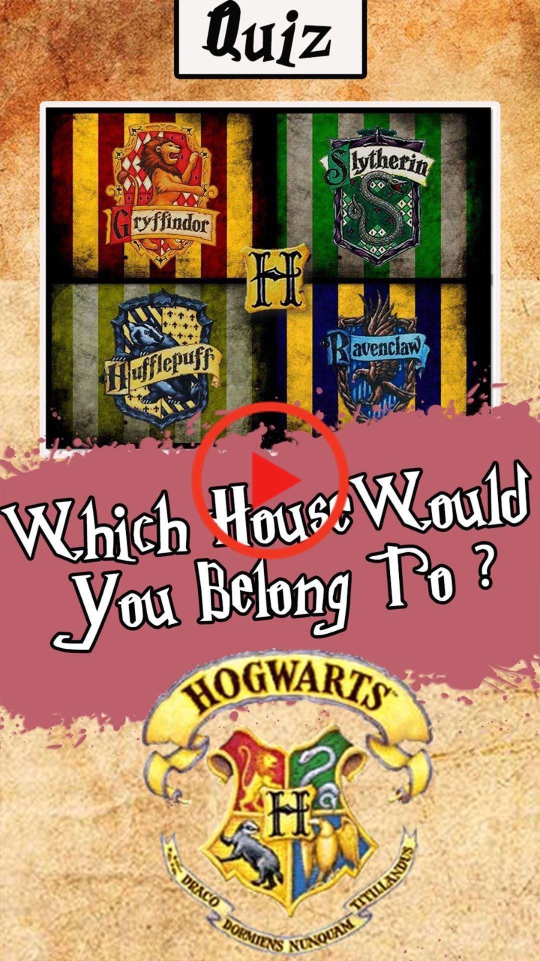 Quiz Das Harry Potter Quiz Wird Sortieren Sie In Ein Haus Harry Potter Quiz Quiz Harry Potter Classroom
