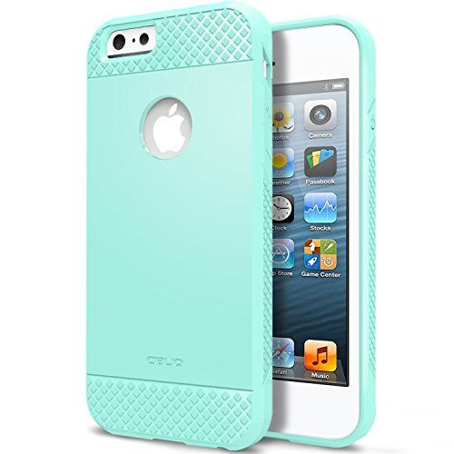 """iPhone 6 Plus Case, Obliq [Rugged Slim Fit] iPhone 6 Plus {5.5""""} Case [Flex Pro][Mint] Premium Soft Anti Shock Protection Jelly Case - Verizon, AT&T, Sprint, T-Mobile, International, and Unlocked - Case for Apple iPhone 6 4.7 Inch Late 2014 Modell Obliq http://www.amazon.com/dp/B00NFYJH5W/ref=cm_sw_r_pi_dp_J6Thub1VH0RAP"""
