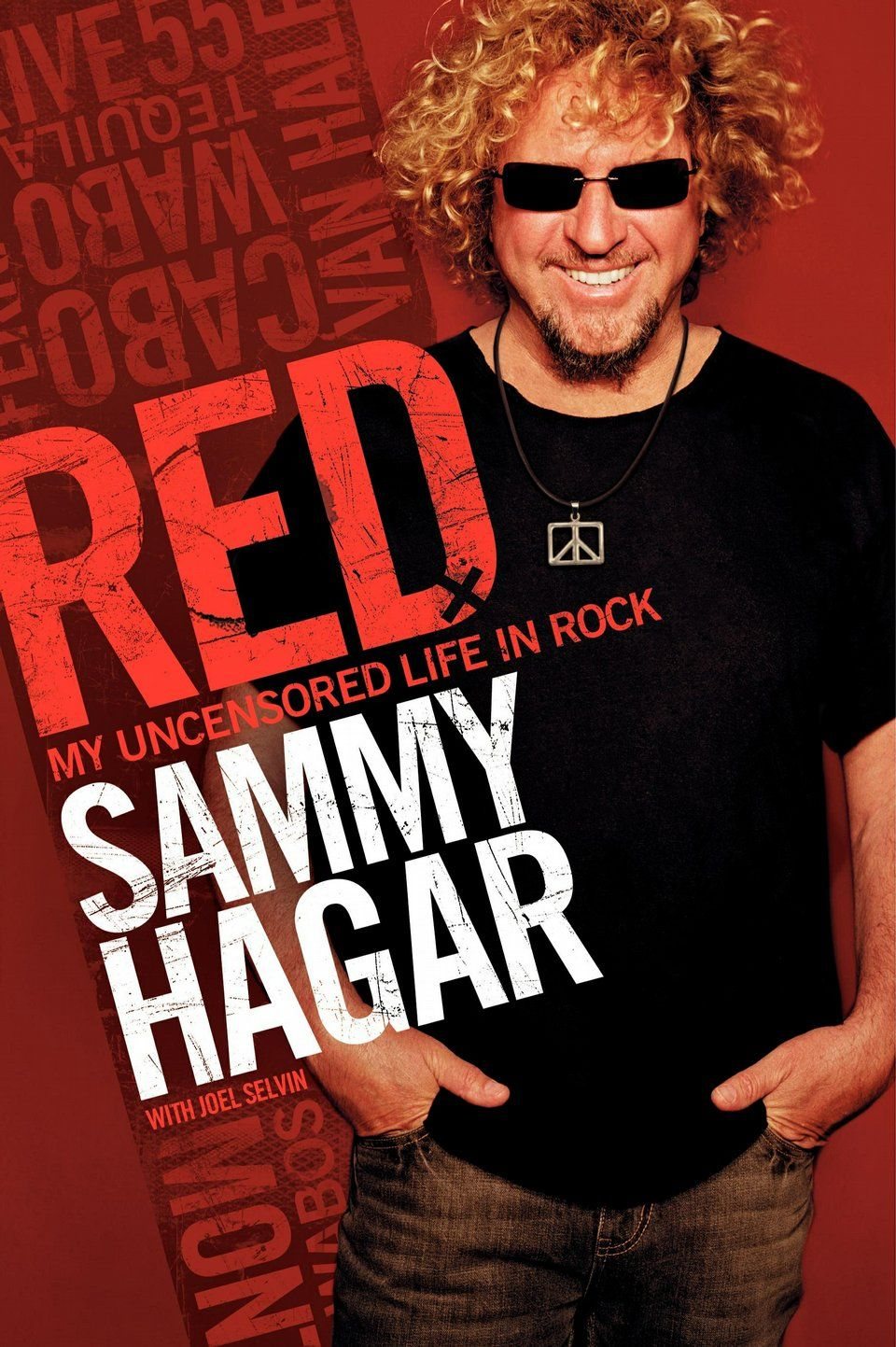 Sammy Hagar Sammy Hagar Van Halen Red Rocker