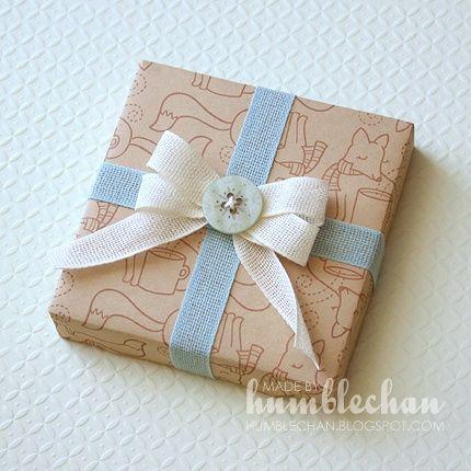 Pin de Rebecca Chevalier em Wrapping   Embalagens, Embrulhos