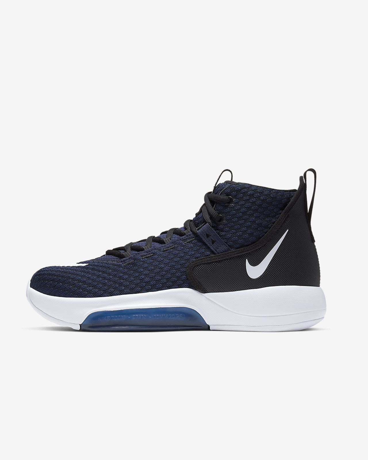 Nike Zoom Rize Team Basketball Shoe Nike Com In 2020 Nike Nike Zoom Shoes