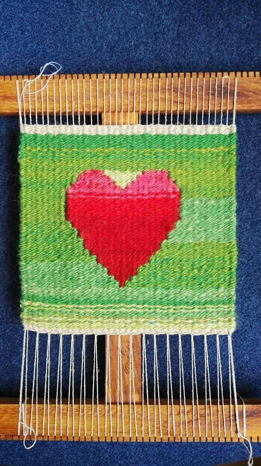 Marianne Planting, tapestry from The Tapestry Heart project
