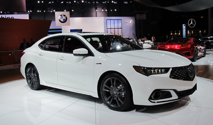 10 Things You Didn T Know About The 2021 Acura Tlx In 2020 Acura Tlx Acura Acura Cars