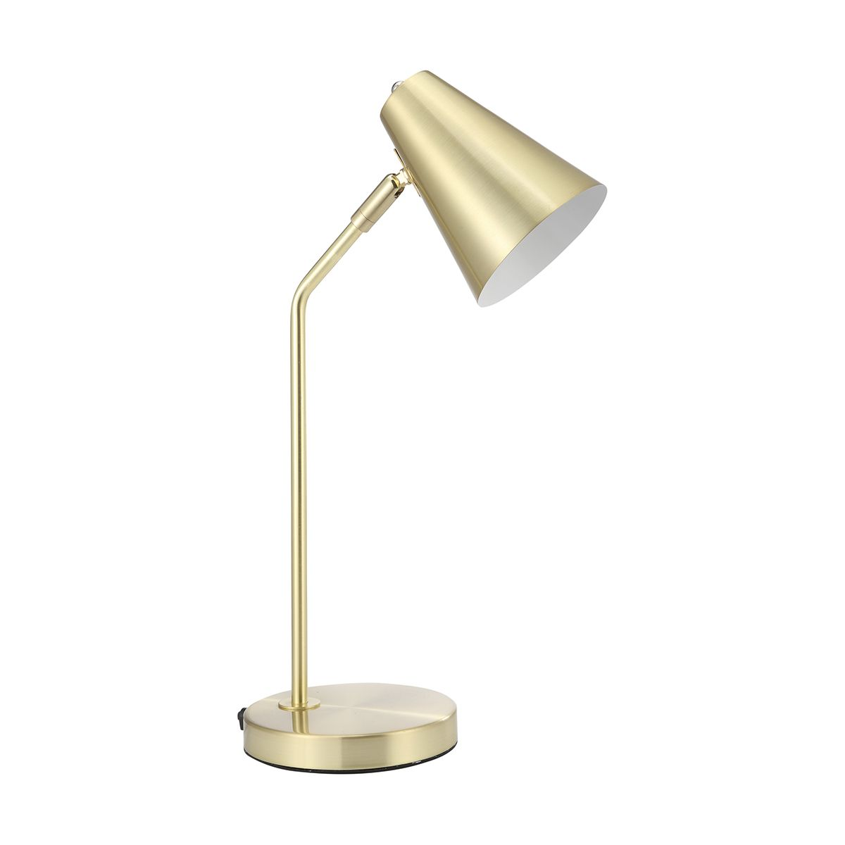 Brass Look Desk Lamp Kmart Lamp Desk Lamp Modern Lamp