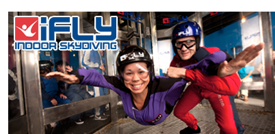 Ifly Indoor Skydiving Ifly Indoor Skydiving Attractions In Orlando Indoor Skydiving