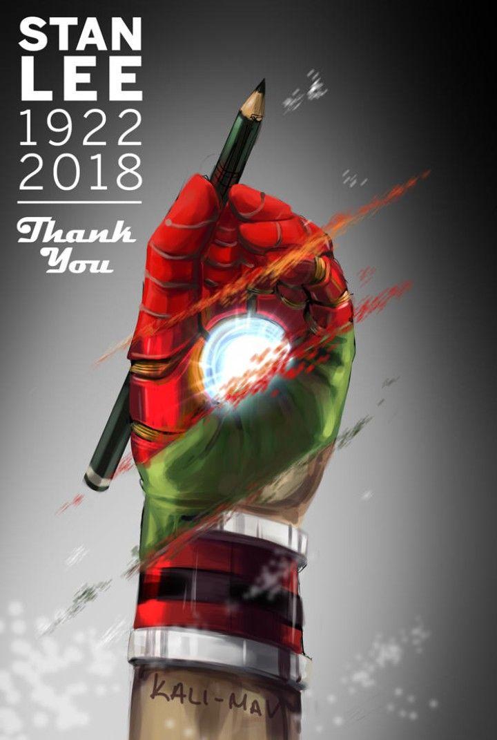 Stan Lee Tribute - Marvel, Spider-Man