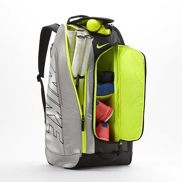 Nike Court Tech 1 Tennis Backpack. Nike