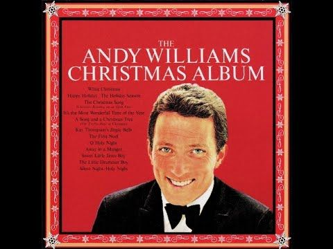 andy williams christmas album youtube - Classic Christmas Albums