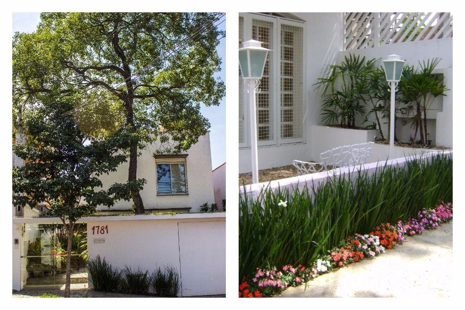 Entrada com plantas: elas deixam a fachada mais bonita e charmosa!