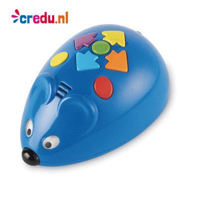 Robotmuis Programmeerset - https://www.credu.nl/product/robotmuis-programmeerset/