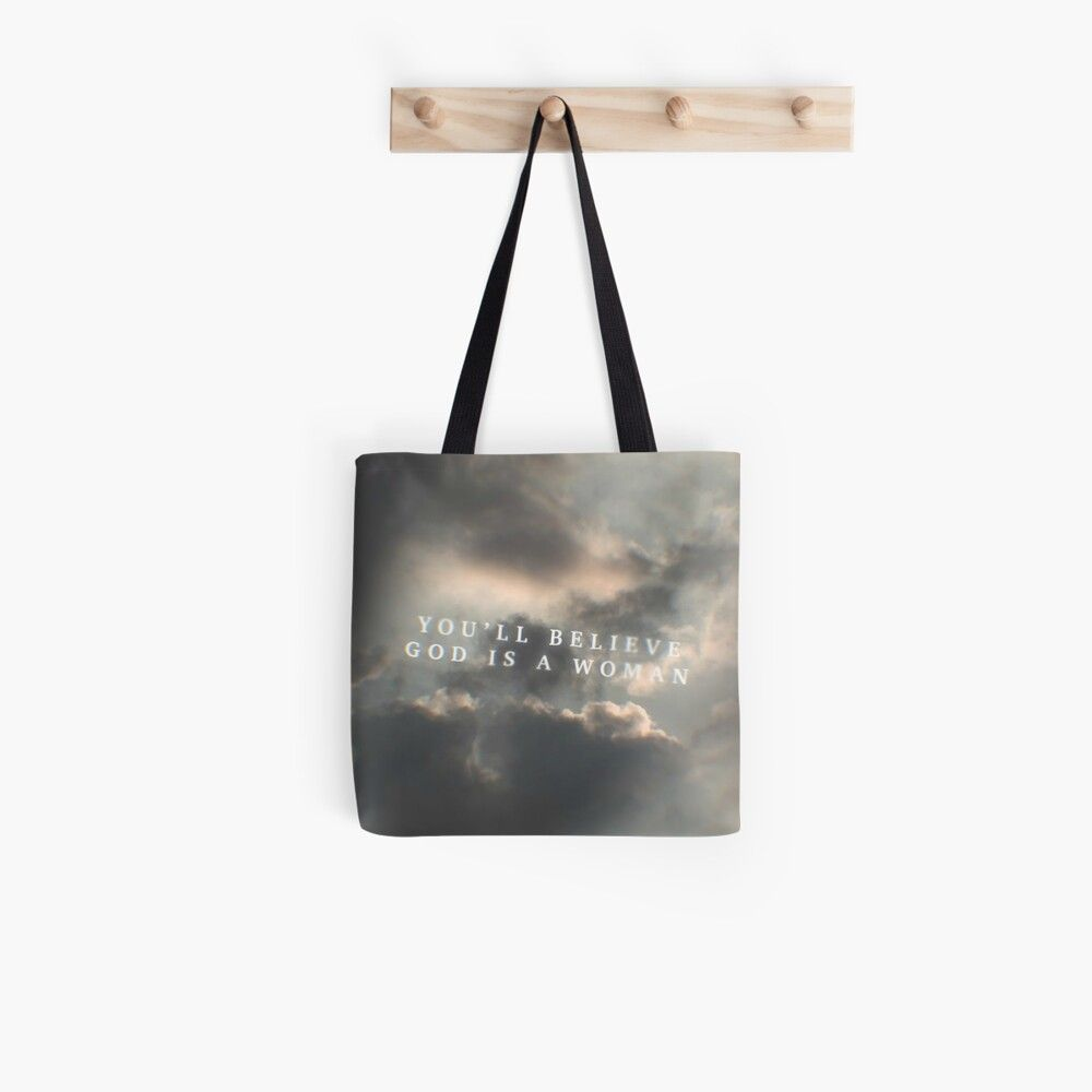 GIAW Tote Bag by 0livia
