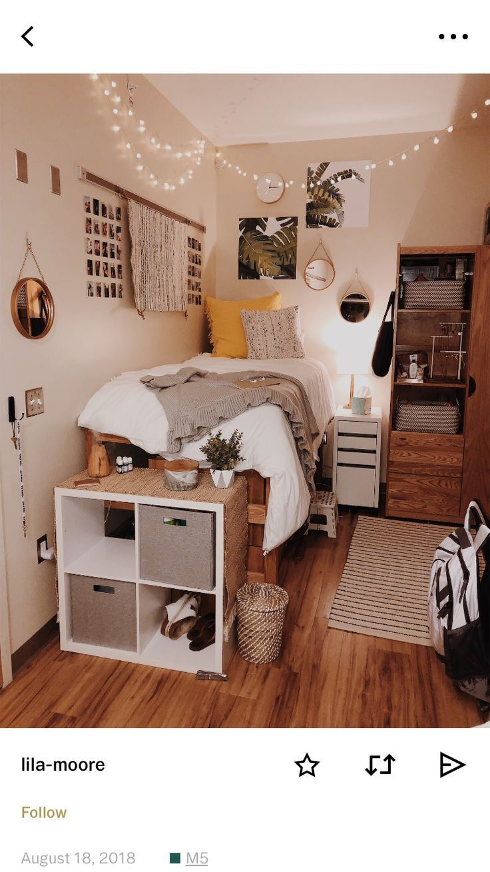 Small Dorm Room: Pin By Emma Jo Wassink On Reside