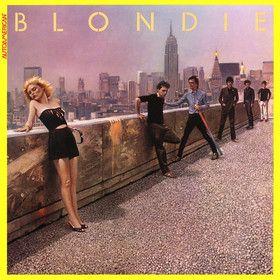 Blondie Image Blondie Albums Classic Album Covers Iconic Album Covers