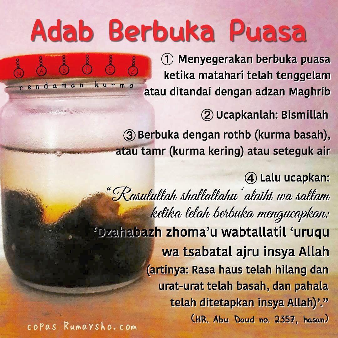 Pin Oleh Nasihat Sahabat Di Doa Dan Zikir Sesuai Sunnah Nabi ﷺ