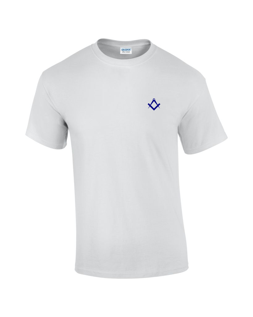 3f036e1c Freemasons t shirt white Masonic T-Shirts make an ideal gift or present for  a freemason for any occasion. Birthday, Christmas, Fathers day, ...