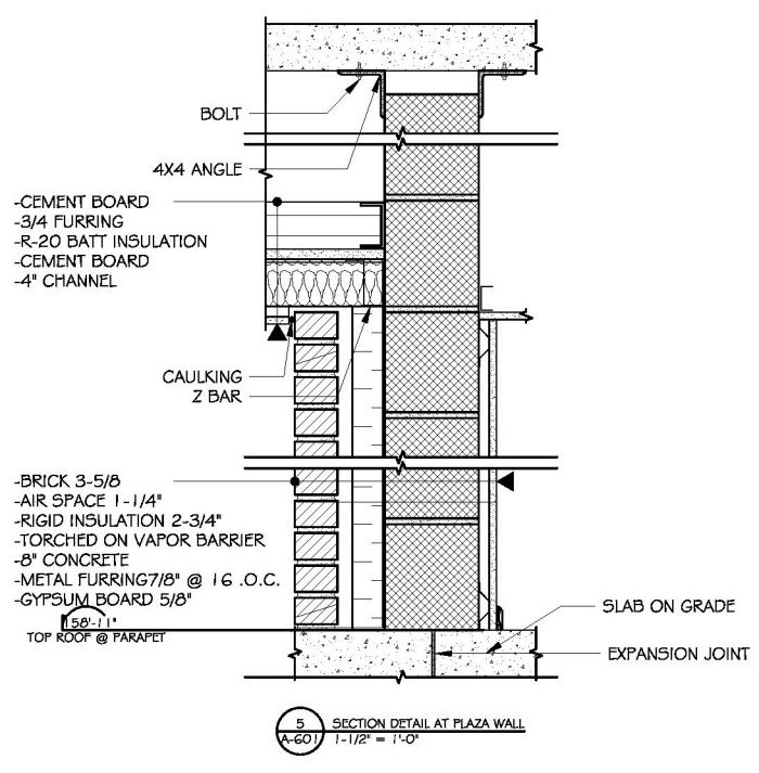 Commercial Building Plans by Raymond Alberga at Coroflot