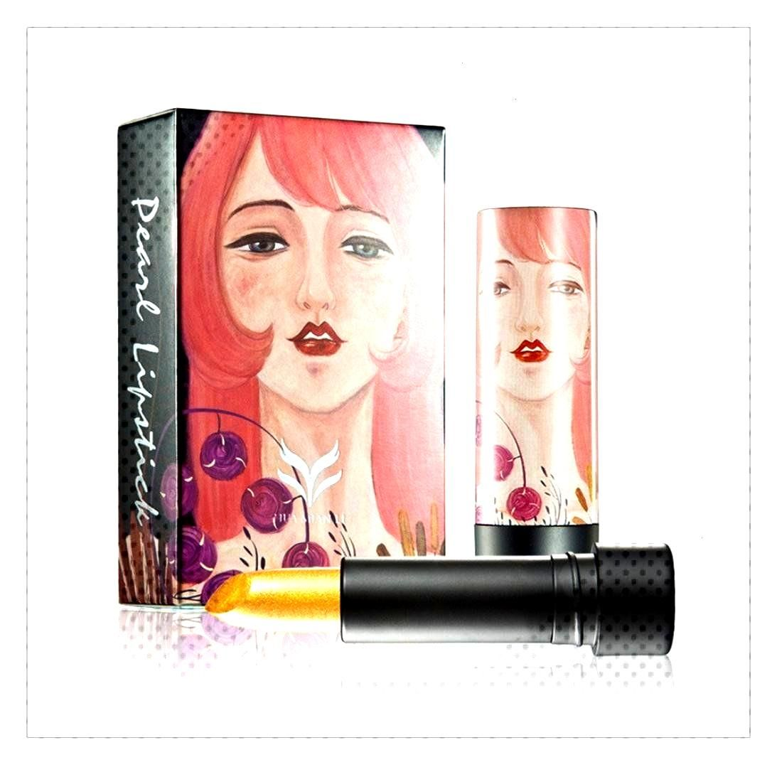 Lipstick Women Professional Makeup Longlasting Lip Glosses for Girls by TOPUNDER ** Be sure to chec