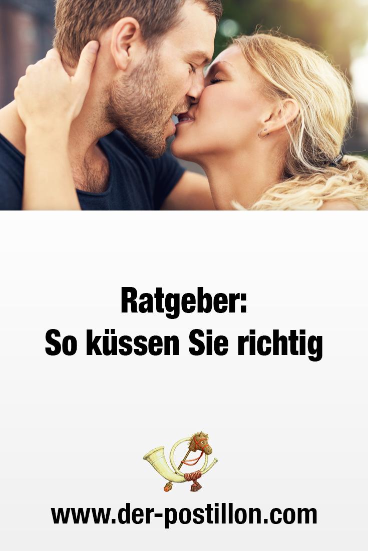 Ratgeber So Küssen Sie Richtig Meldungen Küssen Perfekter Kuss