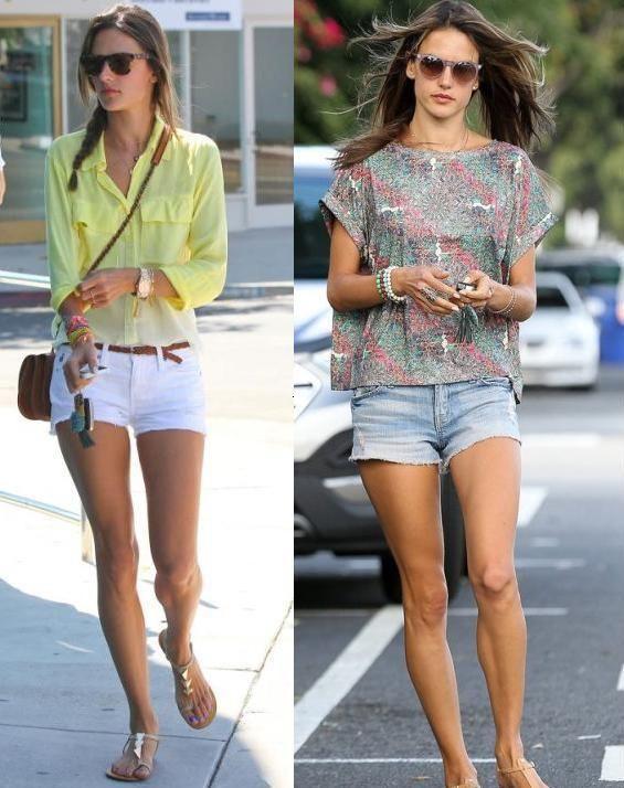 Alessandra Ambrosio summer styles | Summer fashion, Fashion