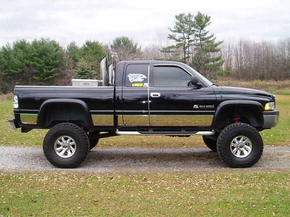 check out customized chasesdodges 2001 dodge ram 1500 regular cab photos parts specs - 2001 Dodge Ram 1500 Lifted Single Cab