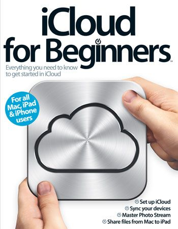 iCloud for Beginners not for me, but my wonderful