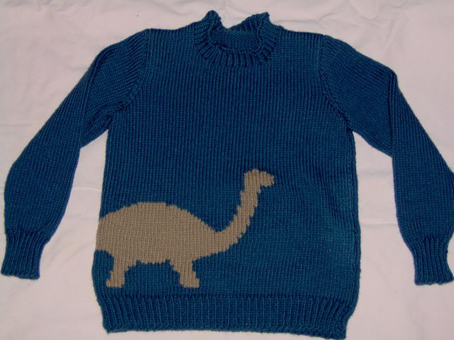 Ravelry Cody S Dinosaur Sweater Pattern By Debbie Macomber Use