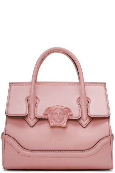 a0d2aba331 Versace - Pink Medium Palazzo Empire Bag   bag in 2019   Versace ...