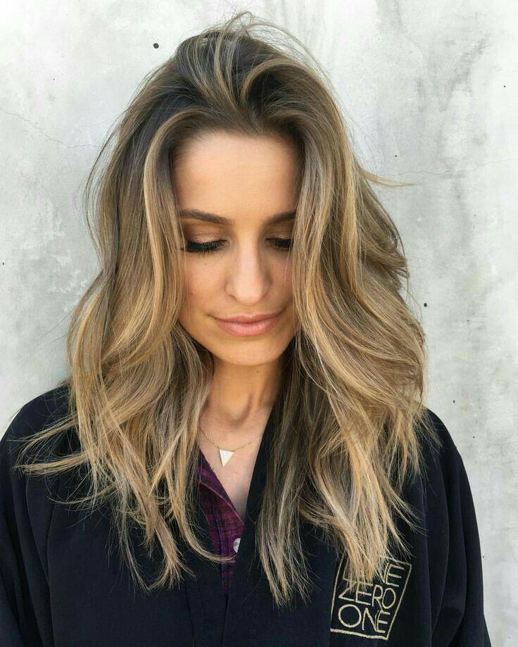 Modele couleur cheveux bronde