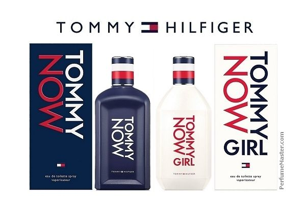 cc3c60dc Tommy Hilfiger Tommy Now and Tommy Girl Now New Perfumes - PerfumeMaster.com