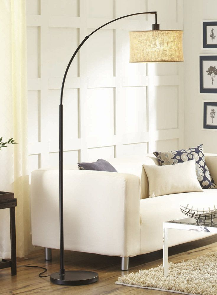 Better Homes And Gardens Arc Floor Lamp Walmart Com Our New