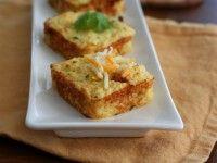 Cheesy Cauliflower Puffs 4