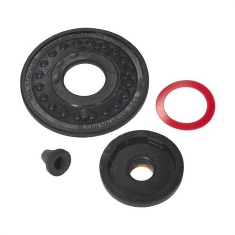 Sloan Black 1 5 In Flush Valve Repair Kit For Slaon A156aa In 2020 Repair Flush