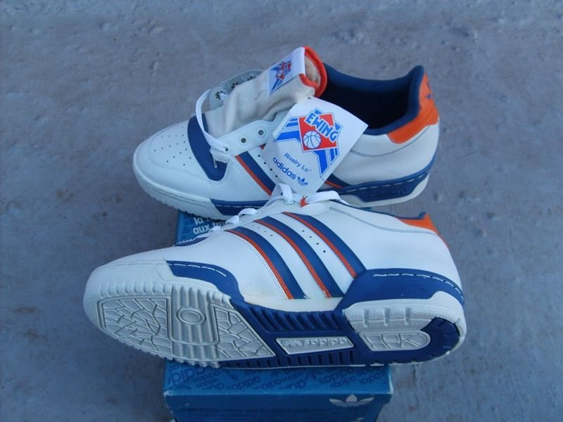 outlet store e1340 6c3eb Adidas Rivalry Low