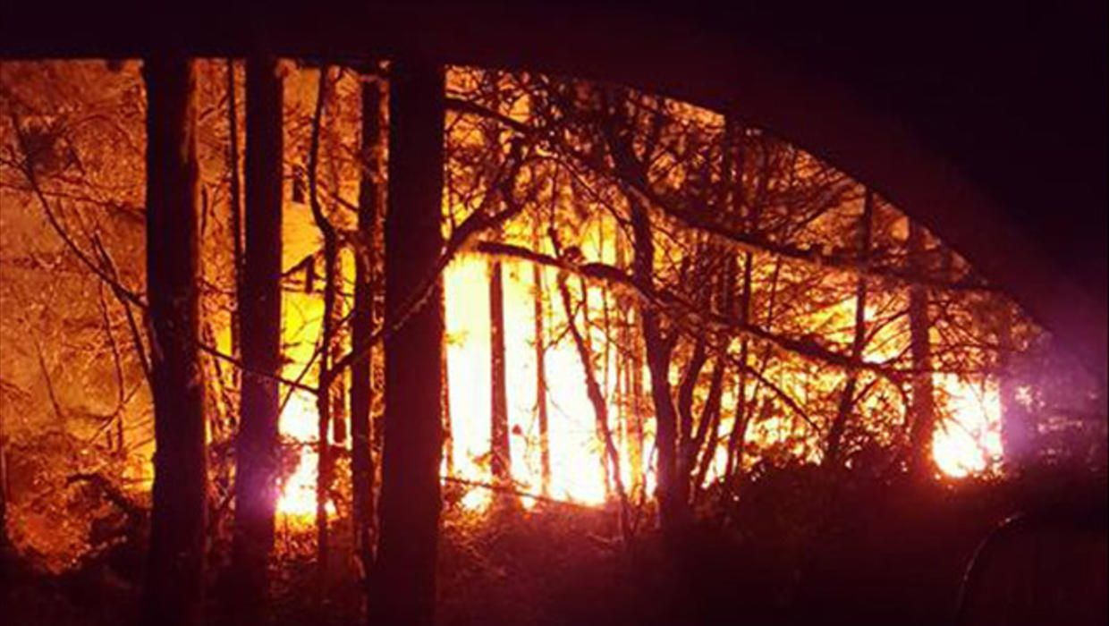 Washington State Homeowners Missing After Explosion Washington