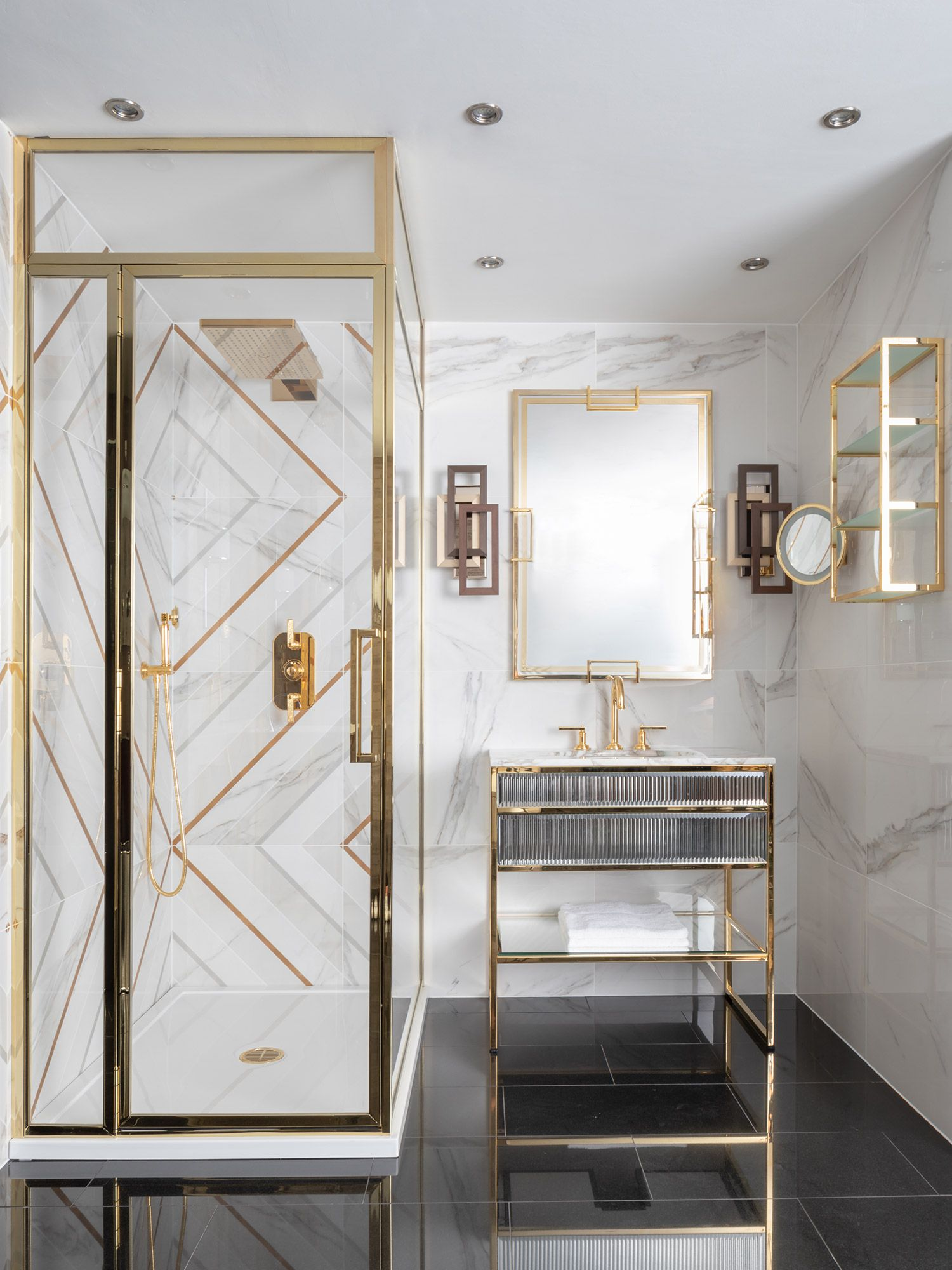 Photo of Hotel-Style Bathroom – Classica at West One Bathrooms | Bathroom Inspiration