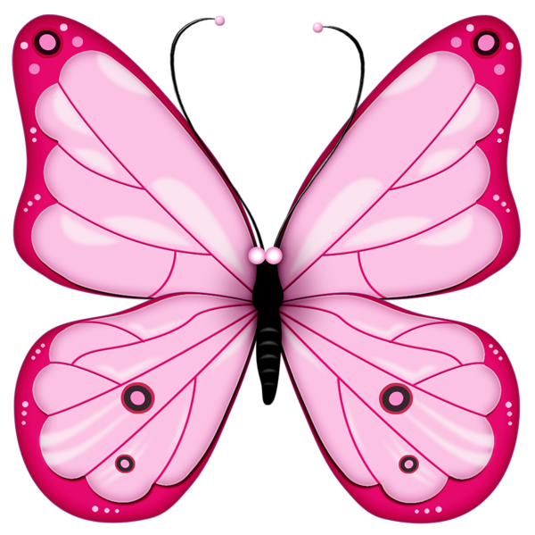 pink transparent butterfly clipart cliparts pinterest rh pinterest com cute pink butterfly clipart pink butterfly outline clipart