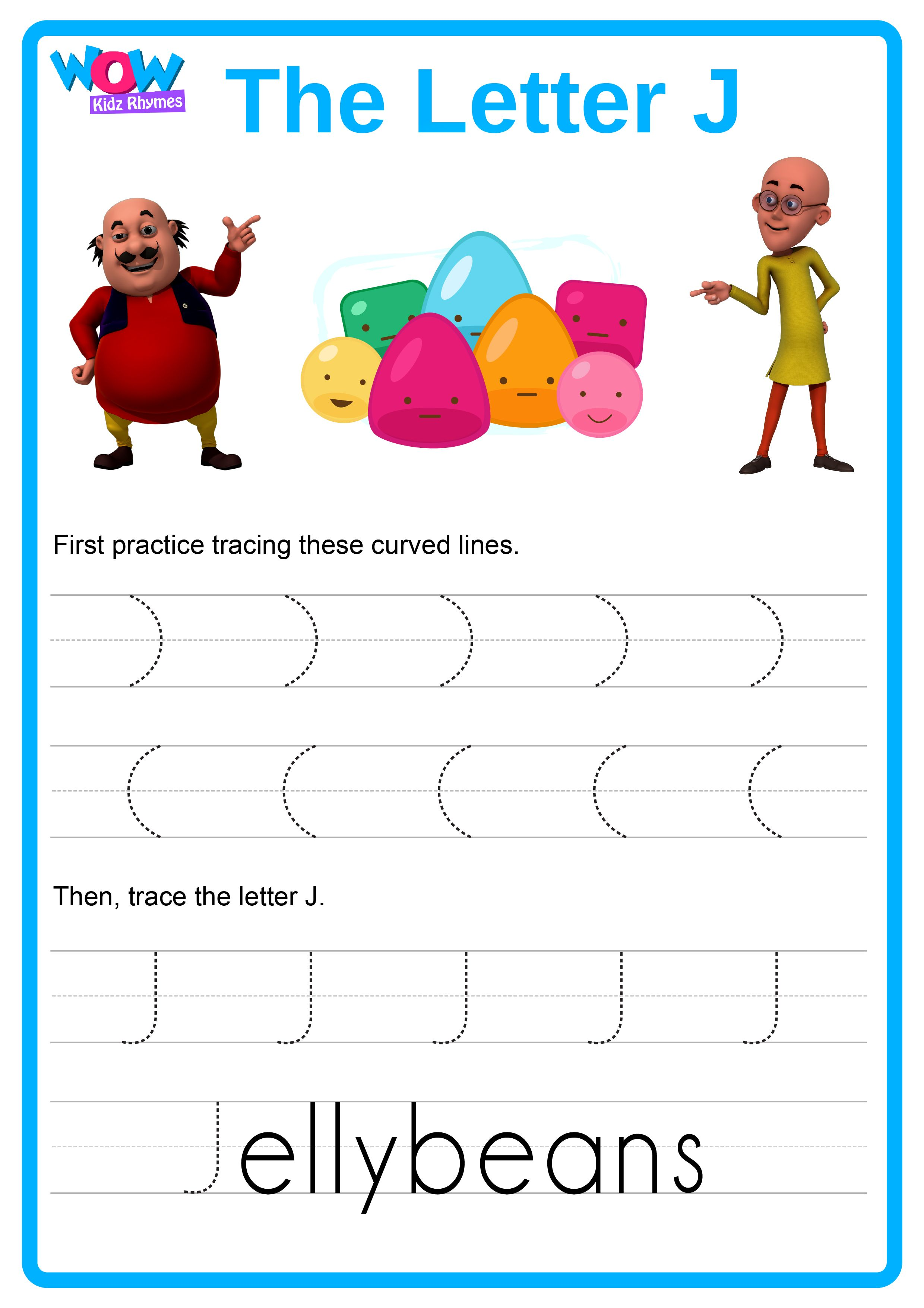Motu Patlu Amp Jelly Beans Make A Great Combination For