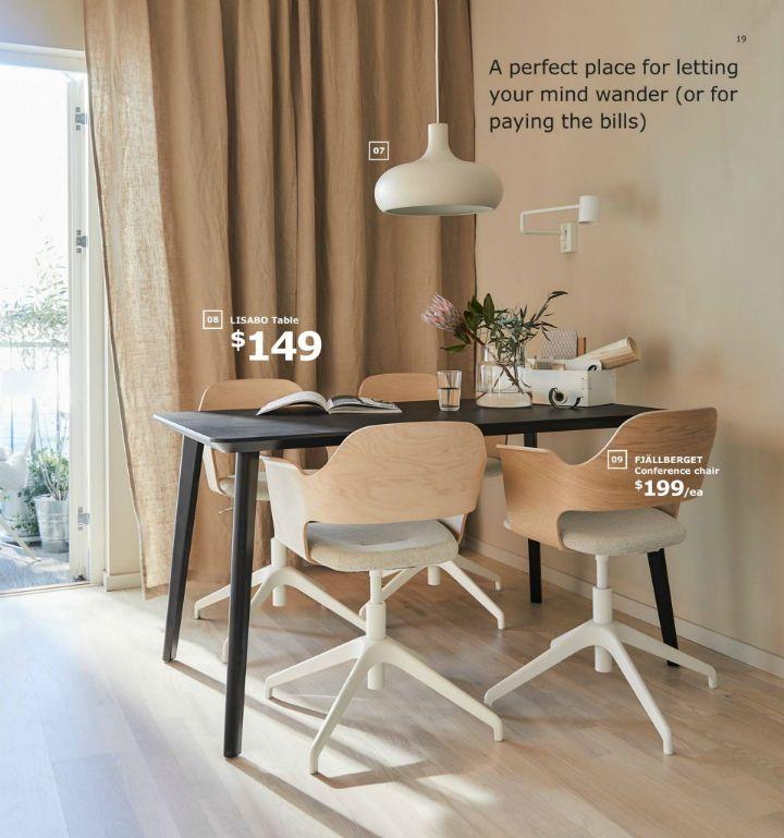 Scaune Living Ikea.Ikea 2019 Catalogue Architecture