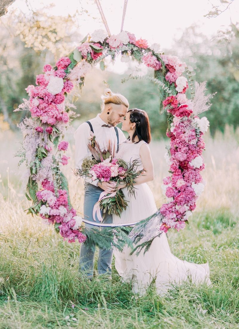 Wedding Hoops 30 Kreative Hochzeitsdeko Ideen Hochzeitskiste Hochzeitsdeko Blumenhochzeit Hochzeitsdekoration