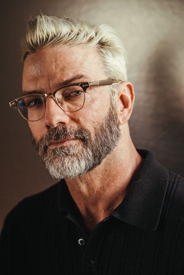 Pin de Egon en silver beards | Pinterest | Corte de pelo, Pelo ...