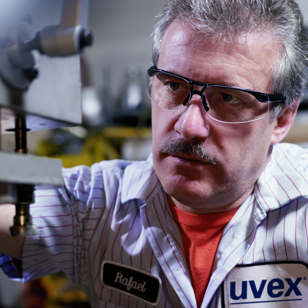 Uvex S4200 Protege® Safety Glasses Clear Lens in 2020