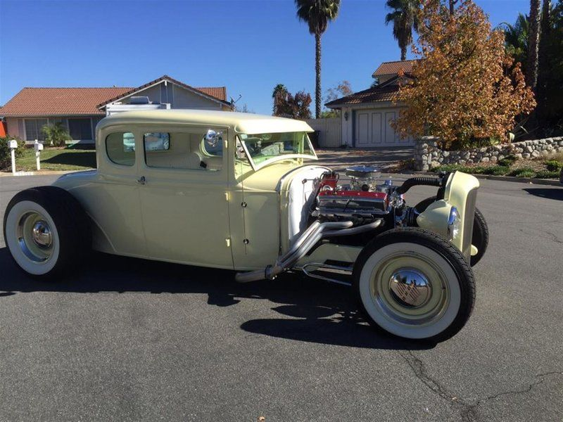 1930 Ford Model A 5 window coupe for sale - Orange, CA ...